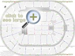 Bridgestone Arena Detailed Seating Chart 30 Expository Best Seats At Bridgestone Arena For Concerts