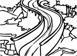 Water Coloring Page Riverplateclub