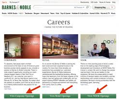 barnes and noble career guide barnes and noble job