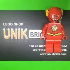 LEGO DC SUPER HEROES The Flash – UNIK BRICK