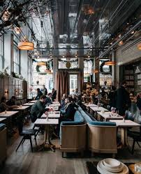 Industrial Style Restaurants In La You Cant Miss Bar