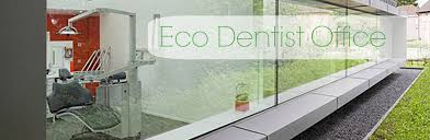 eco friendly office. eco dental office friendly
