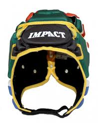 Gilbert Head Guard Size Chart Impact South Africa Flag Rugby Headguard