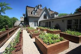 Small Picture Backyard Raised Bed Vegetable Garden Gardening Ideas