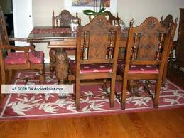 antique dining room chairs oak. Contemporary Antique 9 Antique Oak Dining Room Chairs  Door Chair Intended Antique Dining Room Chairs Oak O