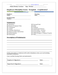 Employee Write Up Form 10 Best Photos Of Sample Employee Write Up Forms Employee Write Up