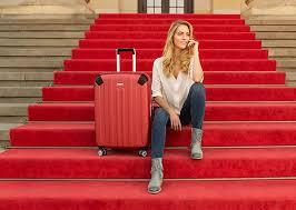 Eminent Luggage Set Boulder <b>3 pcs</b> Extra Corner Protection 4 Silent ...