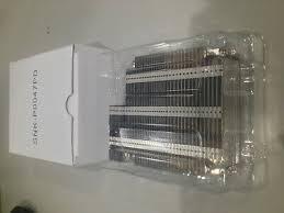 <b>Supermicro 1U</b> Passive CPU Heat Sink <b>Socket</b> LGA2011 <b>SNK</b> ...