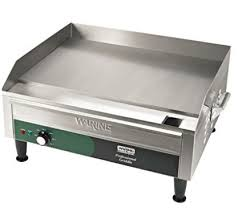 waring 24 inch electric commercial griddle