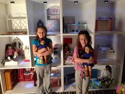 DIY  American Girl Doll House  photo