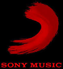 sony music logo. sony music logo