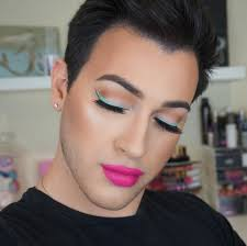 boys wearing makeup on insram are more por than ever news