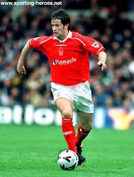 Andy JOHNSON - League appearances for Forest. - Nottingham Forest FC