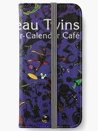 """<b>cocteau twins four</b>-calender cafe"" iPhone Wallet by VAP0RWEAR ..."