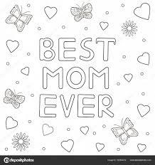 Leuk Voor Kids Kleurplaat Liefste Mama Kleurplaat Crafts For