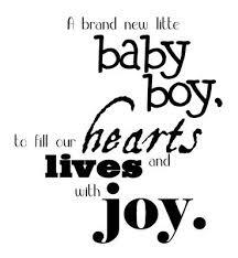 Baby Boy Quotes