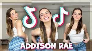 Addison Rae New TikTok Compilation 2021 ...