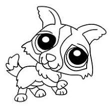 Littlest Pet Shop Coloring Pages For Kids Free Printables