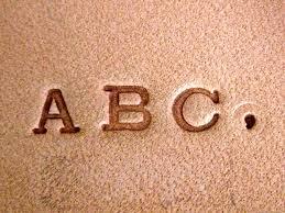 craft sha leathercraft tool leather alphabet stamp set 6mm x 6mm 1 4 variant attributes