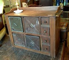 tin furniture. depression era furniture with kerosene tin drawers m