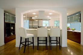 so much of what an interior designer does is seen in a series of edited glimpses for heightened dramatic effect the kitchen or the e formerly known as