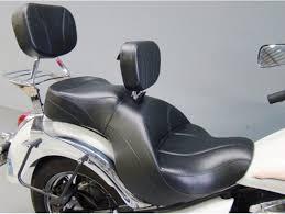 vulcan 900 custom motorcycle seats