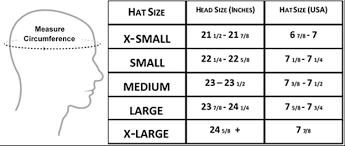 Rdx Headgear Size Chart