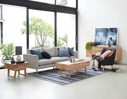 oz furniture design. charlie threeseater sofa baxter buffet coffee and side tables remi designer oz furniture design e
