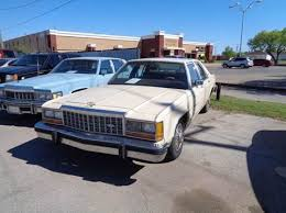 ford for carsfor com 1987 ford crown victoria for in lawton ok