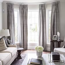 Gorgeous Bay Window Treatments Living Room Best 20 Bay Window Treatments  Ideas On Pinterest Bay Window