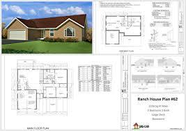 Plans Plan Custom Home Design Autocad Dwg Pdf - Building Plans .