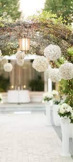 garden wedding wedding entrance