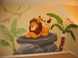 lion king decorations bringing the wil on watercolor print lion king nursery wall