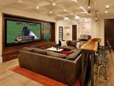 basement ideas. From Basement To Party-Central Family Hub 7 Photos Ideas Z