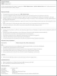 Office Administration Resume Samples Resume Samples Administrative Assistant Quality Manager Resume
