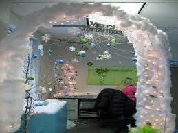 christmas office theme. Chic Office Ideas Christmas Decorating For Theme Decorate: Small Size
