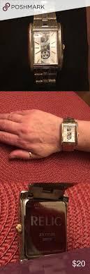 Relic Watch Battery Chart Relic Watch My Posh Picks Pinterest Relic Watches