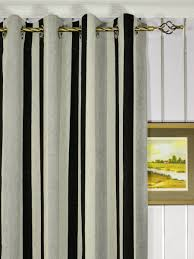 ... Petrel Vertical Stripe Grommet Chenille Curtains Heading Style Petrel Vertical  Stripe Grommet Chenille Curtains Heading Style ...