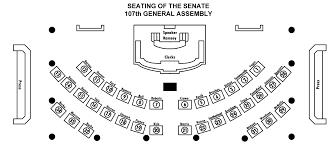 Senate Seating Chart Senate Members Tn General Assembly