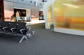 carpet tiles office. Bespoke Burmatex® Carpet Tiles Tailored For Gdansk Airport Office E