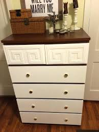 ... Ikea Malm 6 Drawer Dresser With Mirror Assembly Instructions Chest ...