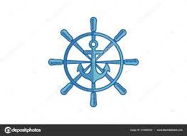 Maritime Logo Design Nautical Anchor Maritime Seafood Restaurant Logo Designs