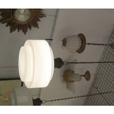 image vintage drum pendant lighting. Awesome Sample Art Deco Pendant Light Drum Concept Shape Shade Simple Creation Artistic White Color Image Vintage Lighting D