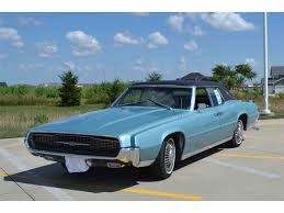 1966 to 1968 Ford Thunderbird for Sale on ClassicCars.com - 40 ...