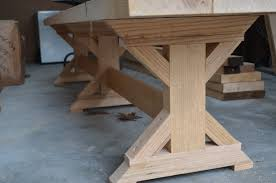 Our Fancy Smancy Farmhouse Table With Matching Benches Our Fancy