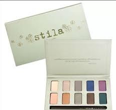 stila eye shadows palette in the garden eye shadow w starfish eye liner
