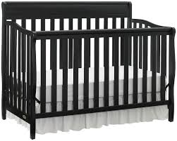 solid wood baby furniture. Amazon.com : Graco Stanton Convertible Crib, Black (Discontinued By Manufacturer) Baby Solid Wood Furniture