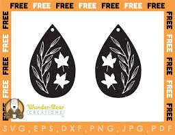Browse our psdsimple flourish images, graphics, and designs from +79.322 free vectors graphics. Free Svgs For Faux Leather Earrings