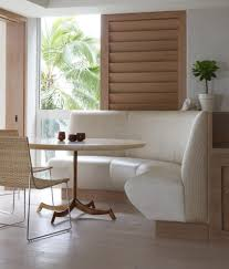 Kitchen Table Booth Seating Booth Dining Table Kitchen Contemporary With Oval Dining Table