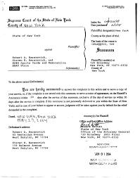 Sample Civil Complaint Form Best Photos Of Sample Answer Complaint Form Sample Civil Complaint 17